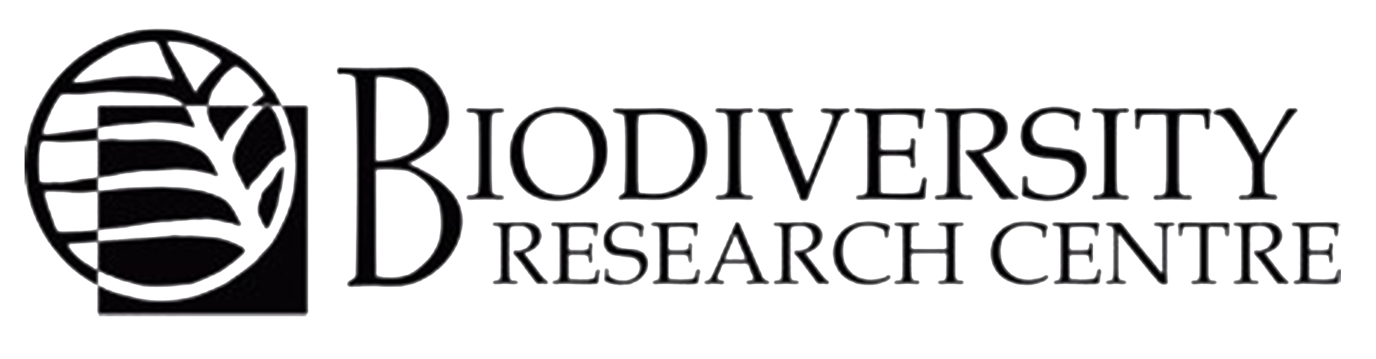 Biodiversity Research Centre BC logo transparent
