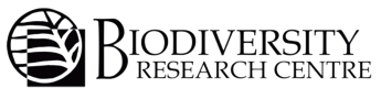 Biodiversity Research Centre BC logo transparent