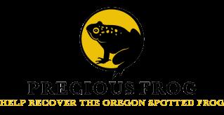 Precious Frog logo transparent