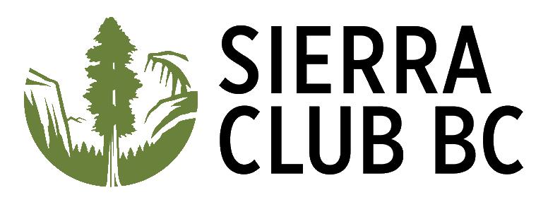 Sierra Club BC logo transparent