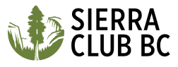 Sierra Club BC logo transparent